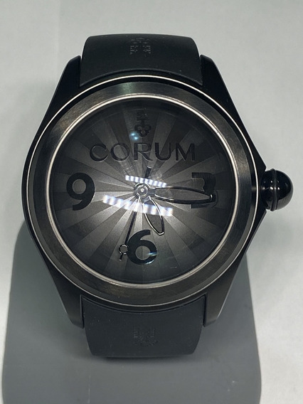 Reloj Corum Bubble Pvd Edicion Limitada
