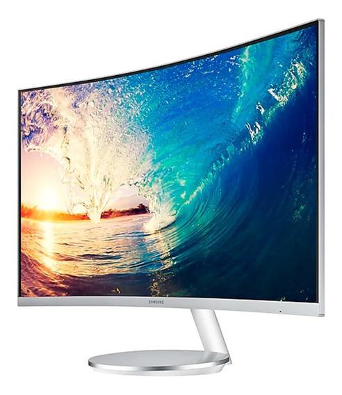 Monitor Curvo Samsung 27 Pulgadas Led F591 1080p Hdmi Mexx