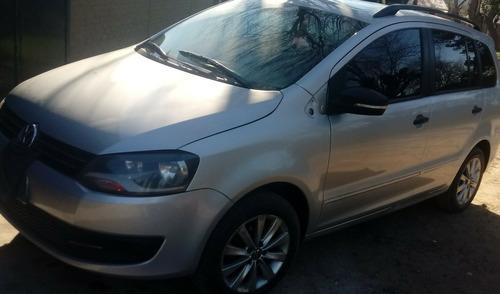 Imagen 1 de 8 de Volkswagen Suran 2012 1.6 Trendline 11b