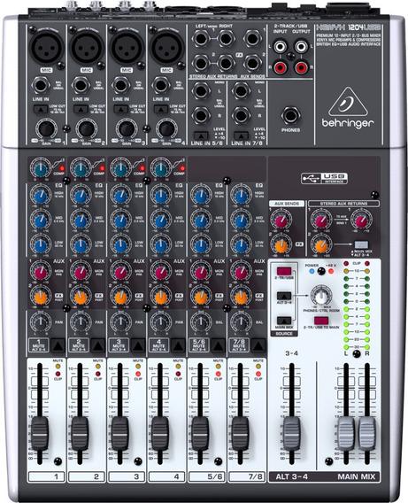Mixer Xenyx Bivolt - 1204usb - Behringer