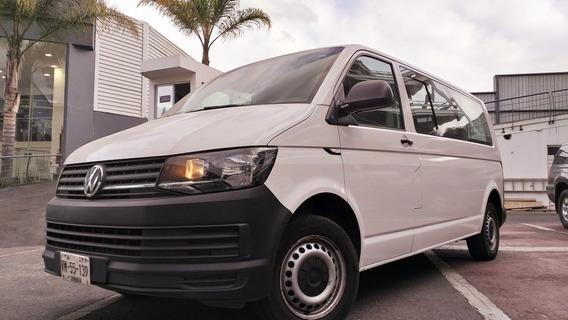 Volkswagen Transporter 2.0 9pas Pe Mt 2016