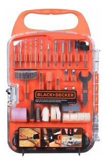 Kit Multiuso Minitorno Black And Decker 175 Acces Bda3037