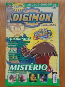 Revista Oficial Digimon #14