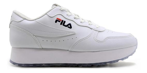 Tênis Fila Euro Jogger Wedge Sl - Branco