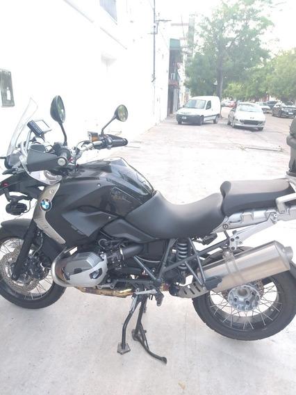 Bmw Gs 1200 Triple Black Con Tan Solo 5000 Kilometros