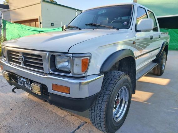 Toyota Hilux 2.8 D/cab 4x4 D Sr5 2001