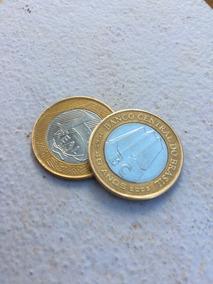 Moeda De 1$ Real Comemorativa Aos 40 Anos Banco Central