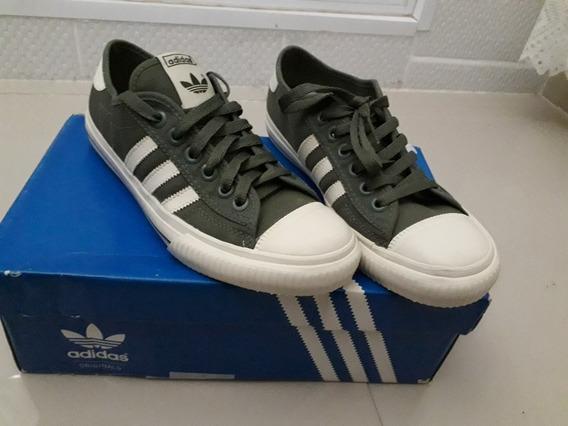 Tênis adidas Aditennis Low, N40