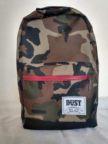 Mochila Dust Desert Camuflado + Bolsillo