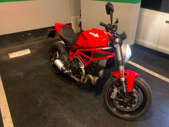 Ducati Monster 797. Practicamente Sin Uso. 171 Km