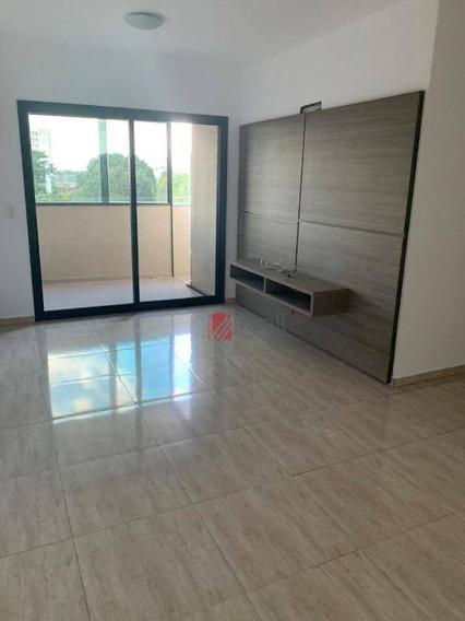 Apartamento Com 2 Dormitórios Para Alugar, 71 M² Por R$ 1.500,00/mês - Jardim Novo Mundo - São José Do Rio Preto/sp - Ap2074