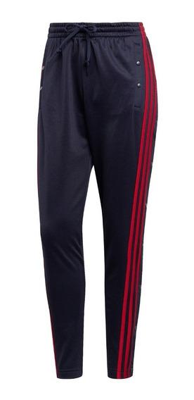 Pantalon adidas Id 3 Tiras Snap Azu De Mujer