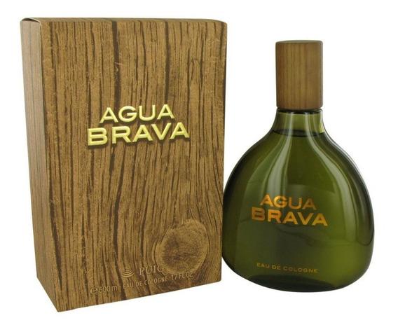 Perfume Masculino Antonio Puig Agua Brava Cologne - 200ml
