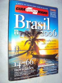 Guia Quatro Rodas Brasil 2006 (sebo Amigo)
