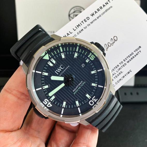 Iwc Aquatimer 2000 Metros 2020 46mm