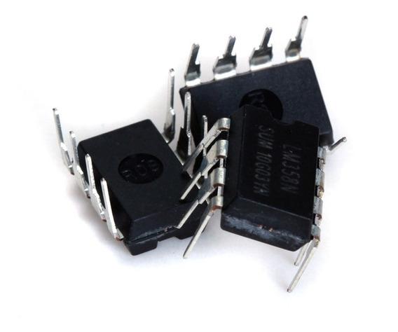 10x Lm358n Lm358 Baixo Poder Dual Operacional Amplificador 3