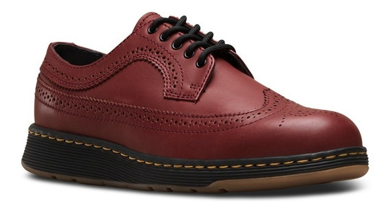 Zapatos Dr Martens Gabe Bostoniano Lite Cherry