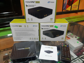 Tv Box Noganet 1gb Ram /8 Rom Nuevos Tucuman