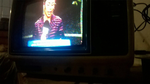 Tv Semp-toshiba 10 - Portatil Usada Frete Grátis