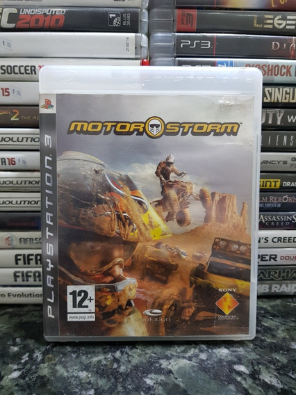 Motor Storm **playstation 3 Original**
