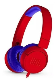 Fone De Ouvido On Ear Jbl Tr 300 Jr300 Crianças Infantil Kid