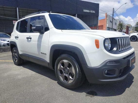Jeep Renegade Sport Automatico Ipva 2020 Pago