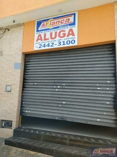 Salão Para Locação No Bairro Vila São Judas Tadeu Em Guarulhos - Cod: Ai21895 - Ai21895