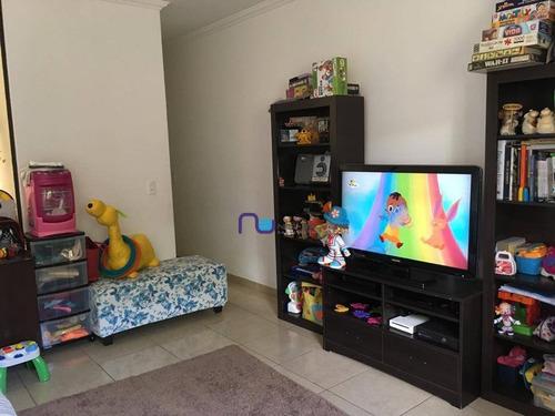 Imagem 1 de 26 de Sobrado Com 3 Dormitórios À Venda, 181 M² Por R$ 750.000,00 - Chácara Mafalda - São Paulo/sp - So1279
