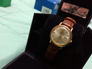 Vendo Reloj Omega Automatico