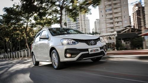 Toyota Etios Xls 5p Automático Entrega Inmediata!!
