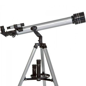 Telescopio Astronomico Refrator Até 675x - Lente Barlow