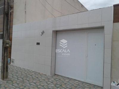 Casa Residencial Para Locação, Mondubim, Fortaleza. - Ca0265