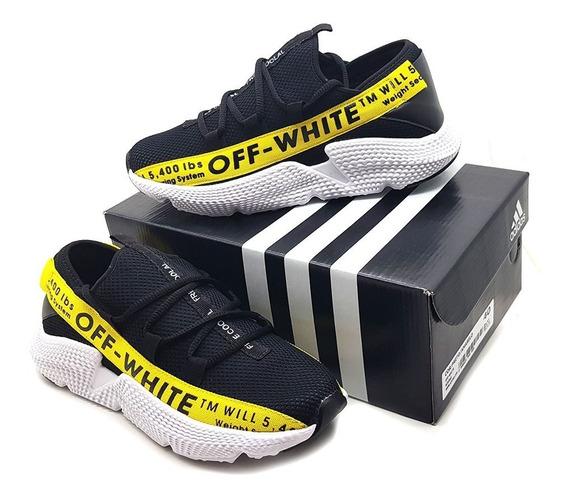 2 Pares adidas Off White Frete Grátis Garantia Promoção