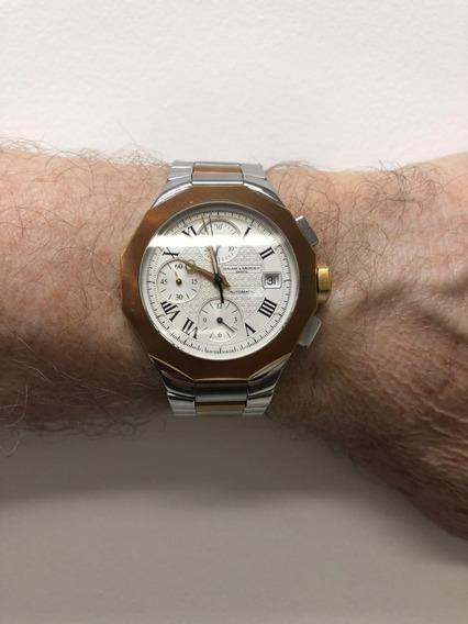Relógio Baume & Mercier Geneve, Vitesse Branco, 5016435