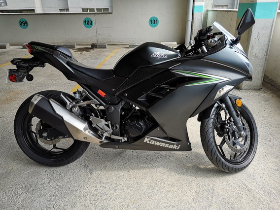 Se Vende Kawasaki Ninja 300