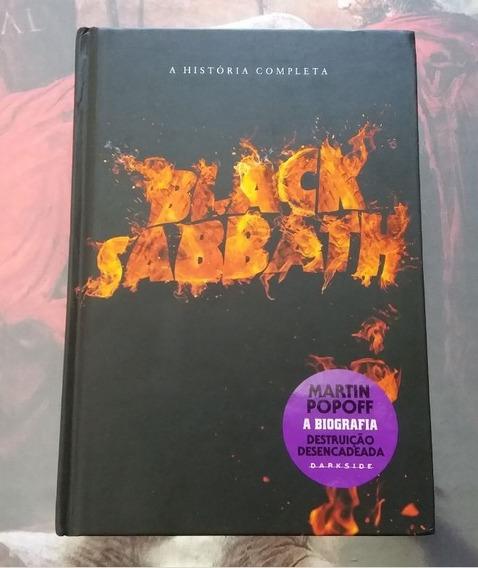 Black Sabbath - Destruição Desencadeada - Darkside,m. Popoff
