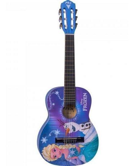 Violão Acústico Infantil Nylon 30 (1/4) Disney Frozen Vif-1