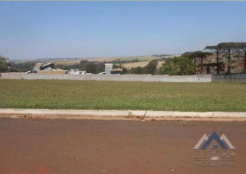 Terreno À Venda, 1040 M² Por R$ 300.000,00 - Jardim Costa Do Sol - Rolândia/pr - Te0440