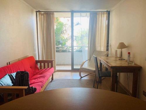 Cómodo Departamento 1 Dormitorio A Pasos Metro Salvador