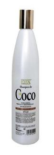 Shampoo Aceite De Coco Ebx 475 Ml