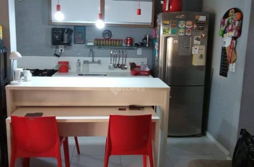 Apartamento À Venda, 55 M² Por R$ 360.000,00 - Santa Rosa - Niterói/rj - Ap47284