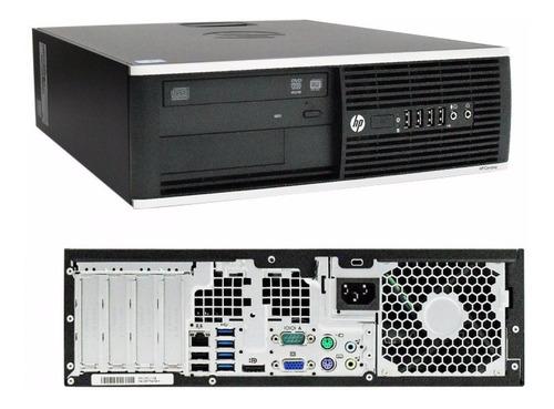 Desktop Hp Compaq Elite 8300 Sff Core I5 3570 4gb 1tb Hd