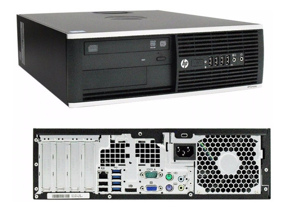 Desktop Hp Compaq Elite 8300 Sff Core I5 3570 4gb 1tb Hd