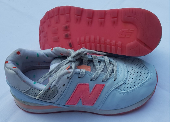 Zapatillas New Balance Niños 574 T. 27,5 // 31,5 Ar Original