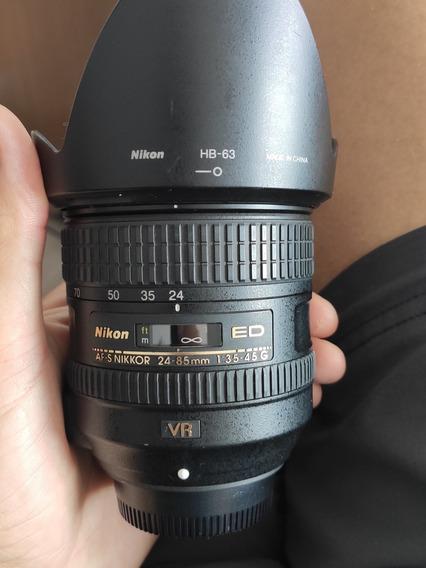 Nikon 24-85 Af Vr