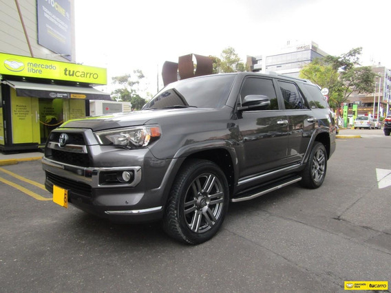 Toyota 4 Runner Limited At 4000