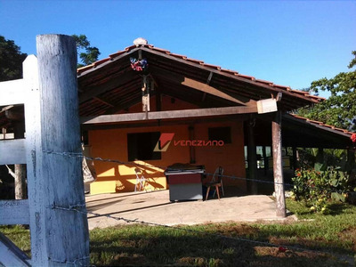 Sítio Com 1 Dormitório À Venda, 48000 M² Por R$ 579.000 - Zona Rural - Ipeúna/sp - Si0007
