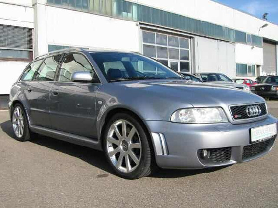 Audi Rs4 2.7 V6 Turbo Quattro 2001