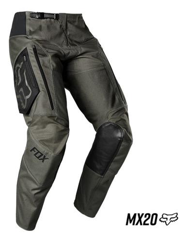 Pantalon Fox Legion Lt Motocross All Road Enduro Mercado Libre