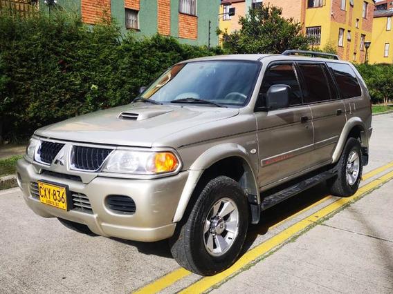 Mitsubishi Nativa Versión De Lujo